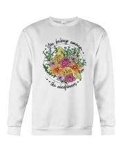 You Belong Among The Wildflowers D0631 Crewneck Sweatshirt thumbnail