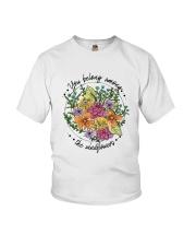 You Belong Among The Wildflowers D0631 Youth T-Shirt thumbnail