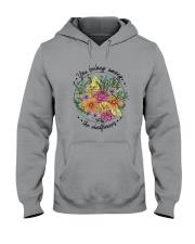 You Belong Among The Wildflowers D0631 Hooded Sweatshirt front