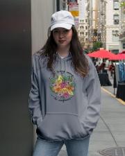 You Belong Among The Wildflowers D0631 Hooded Sweatshirt lifestyle-unisex-hoodie-front-5