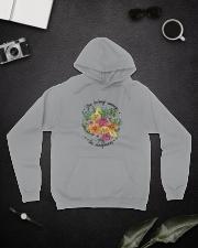 You Belong Among The Wildflowers D0631 Hooded Sweatshirt lifestyle-unisex-hoodie-front-9