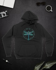 The Earth Has Music D0321 Hooded Sweatshirt lifestyle-unisex-hoodie-front-9