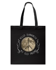 HellO Darkness My Old Friend D01303 Tote Bag thumbnail
