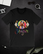 Imagine D01319 Classic T-Shirt lifestyle-mens-crewneck-front-16