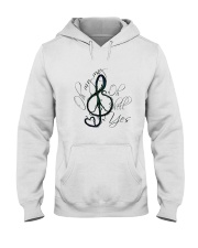 Oh My My Oh Hell Yes A0065 Hooded Sweatshirt front