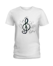 Oh My My Oh Hell Yes A0065 Ladies T-Shirt tile