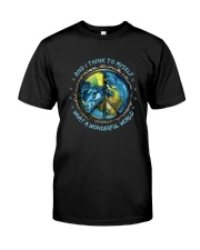 And I Think To Myself D0963 Classic T-Shirt thumbnail