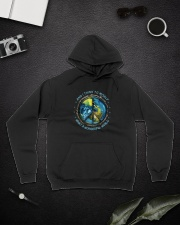 And I Think To Myself D0963 Hooded Sweatshirt lifestyle-unisex-hoodie-front-9