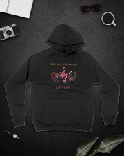 There Will Be An Answer D0560 Hooded Sweatshirt lifestyle-unisex-hoodie-front-9