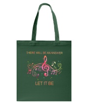 There Will Be An Answer D0560 Tote Bag thumbnail