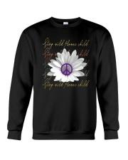 Stay Wild Flower Child D01317 Crewneck Sweatshirt thumbnail