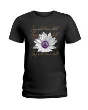 Stay Wild Flower Child D01317 Ladies T-Shirt thumbnail