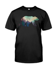The Mountains Are Calling And I Must Go A0177 Classic T-Shirt thumbnail