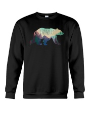 The Mountains Are Calling And I Must Go A0177 Crewneck Sweatshirt thumbnail