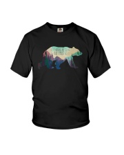 The Mountains Are Calling And I Must Go A0177 Youth T-Shirt tile