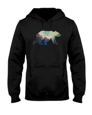 The Mountains Are Calling And I Must Go A0177 Hooded Sweatshirt tile