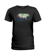 The Mountains Are Calling And I Must Go A0177 Ladies T-Shirt tile