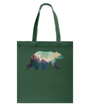 The Mountains Are Calling And I Must Go A0177 Tote Bag thumbnail