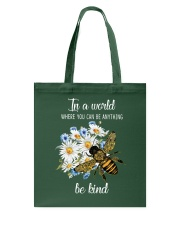 In A World Where You Can Be D0572 Tote Bag thumbnail