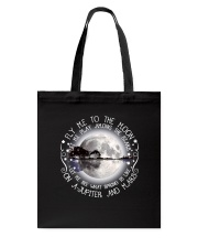 Fly Me To The Moon D01325 Tote Bag thumbnail