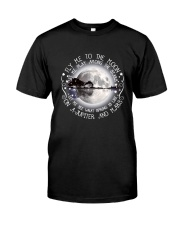 Fly Me To The Moon D01325 Classic T-Shirt front