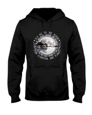 Fly Me To The Moon D01325 Hooded Sweatshirt thumbnail