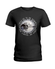 Fly Me To The Moon D01325 Ladies T-Shirt thumbnail