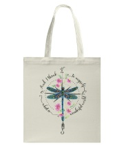And I Think To Myself D0717 Tote Bag thumbnail