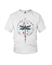 And I Think To Myself D0717 Youth T-Shirt thumbnail