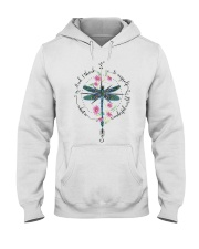 And I Think To Myself D0717 Hooded Sweatshirt front