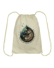 Freedom's Just Another Word D0334 Drawstring Bag thumbnail