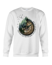 Freedom's Just Another Word D0334 Crewneck Sweatshirt thumbnail