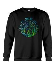 Take Me To The Mountains D01009 Crewneck Sweatshirt thumbnail