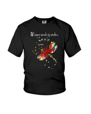 Whisper Words Of Wisdom D0473 Youth T-Shirt thumbnail