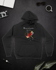 Whisper Words Of Wisdom D0473 Hooded Sweatshirt lifestyle-unisex-hoodie-front-9