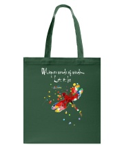 Whisper Words Of Wisdom D0473 Tote Bag tile