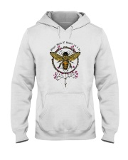 Whisper Words Of Wisdom D0772 Hooded Sweatshirt front