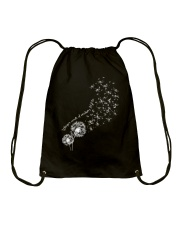 Whisper Words Of Wisdom Let It Be  Drawstring Bag thumbnail