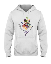 All You Need Is Love CA0023 Hooded Sweatshirt front
