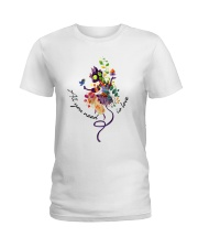All You Need Is Love CA0023 Ladies T-Shirt thumbnail