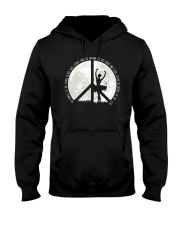 She Dance To The Song A0105 Hooded Sweatshirt front