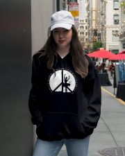 She Dance To The Song A0105 Hooded Sweatshirt lifestyle-unisex-hoodie-front-5
