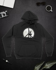 She Dance To The Song A0105 Hooded Sweatshirt lifestyle-unisex-hoodie-front-9