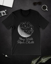 Stay Wild Moon Child Classic T-Shirt lifestyle-mens-crewneck-front-16
