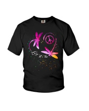 Let It Be D0493 Youth T-Shirt thumbnail
