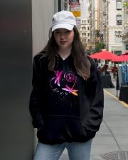 Let It Be D0493 Hooded Sweatshirt lifestyle-unisex-hoodie-front-5