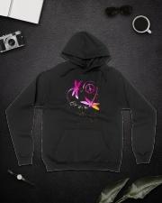 Let It Be D0493 Hooded Sweatshirt lifestyle-unisex-hoodie-front-9
