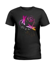 Let It Be D0493 Ladies T-Shirt thumbnail