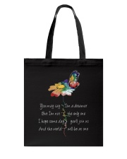 You May Say I'm A Dreamer D01158 Tote Bag thumbnail