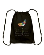 You May Say I'm A Dreamer D01158 Drawstring Bag thumbnail